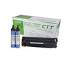 Compatible Laser Toner Cartridges No Waste Powder and with 2 Bottle of Powder (REC) Replacement for HP CRG328/CE278A 78A Laserjet Pro M1536 MFP, M1536DNF, P1560, P1566, P1600, P1606, P1606DN