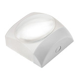 LED stand paperweight portable dome magnifier
