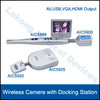 Wireless super cam intraoral camera with Docking Station
