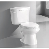 American Standard Siphonic Jet two piece toilet