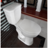 cUPC dual flush two piece S-trap  toilet