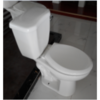 dual flush two piece eco-friendly ceramic toilet