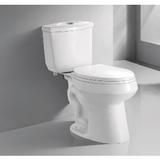 American Standard Siphonic Jet high efficiency toilet