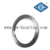 Single row four-point contact ball slewing bearing import of slewing bearing