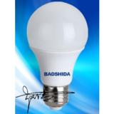 Led Bulb A50 plastic+aluminum AC85-265V cob chip 7W led light bulb well