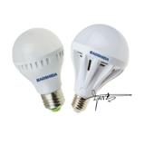 Wholsale milkly cover e27 6w led bulb lamp/energy saving bulbs with 2years warranty