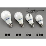 Promotional cheap A80-02 18W A70-02 15W A60 9w 12W led bulb