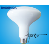2016 new technology patented BR30 LED bulb high power 1w cob chip short circuit protection BR30 led bulb