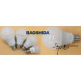 Factory price A19 100~240V led bulb 7.5w 675lm A60 E27 10000hrs CE UL RoHS FCC approval