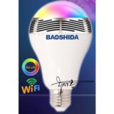 rgbw wifi led bulb , bluetooth control smart lighting , multifunction led flashlight speaker