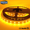Prefer amber color LED strip factory