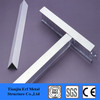 Aluminum t-bar/suspended ceiling grid/t bar structural steel