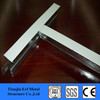 Cold Rolled Galvanized Stainless Ceiling System T Bar Steel