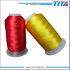 100% polyester machine embroidery thread to bulk sell