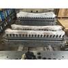 PVC,WPC unimpeded bar adjustable mould
