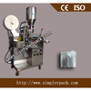 Filter Paper White Tea Bag Packing Machine with Thread and Tag