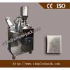 Automatic Single Filter Paper Bag Tea Granules Packaging Machine