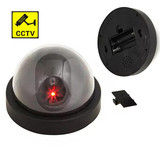 New dome CCTV LED dummy some surveillance Security Fake Wireless Camera