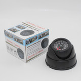 New dome CCTV LED dummy surveillance Security Fake Hidden Wireless Camera