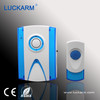 Battery powered mp3 music remote wireless doorbell