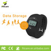Bluetooth Smart Wearable Fitness Tracker Heart Rate Monitor for IOS Android