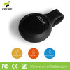 Ultra slim design bluetooth pedometer distance moved pedometer can wear around the neck bluetooth pedometer