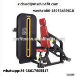 Chest press gym machine , commercial fitness equipment