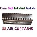 SS Air Curtains