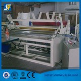 Paper napkin making machine rewinding machinery