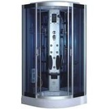 Modern Tempered Glass Sliding Shower Enclosure
