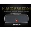 2017 metal portable wireless bluetooth speaker Betnew X02,tf card bluetooth and wireless speaker
