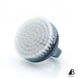 Round soft bath brush