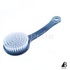 Short handle soft bath brush