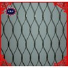 Flexible Stainless Steel Cable Mesh and  ferruled rope mesh Knotted Rope Mesh for zoo mesh/fence/bird netting