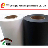 White/Black Polypropylene Film for Die Cutting, Embossing, Insulating and Shielding
