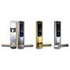 Multifunction Fingerprint Lock, Electronic Biometrics Fingerprint Door Lock With Zinc Alloy Digital Door Lock Suit For Office And Home