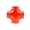 china ductile iron pipe fittings grooved couplings pipe fittings