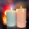 2016 Home Decoration Led Wax Electric Candle Led Candle Wax 3D Led Candle
