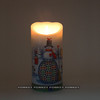 Battery Powered Electric Candles,Led Flameless Candles, led candle lights