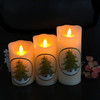 flamess wax led candle,bettery wax led candle light lamps,wedding candle,craft gift