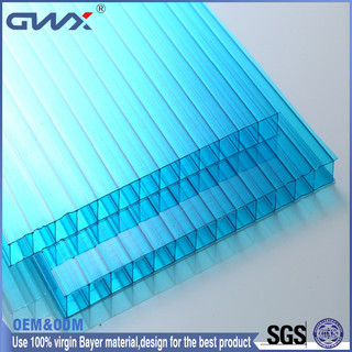 Makrolon 3 25mm Polycarbonate Hollow Sheet Clear Color For Roofing Sheet China Suppliers 2227591