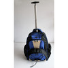 nylon school backpack trolly backpack