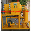 Coalescence-separation Oil Purifier for Turbine Oils