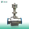 Forged Cryogenic SS Steel Ball Valves