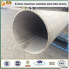 ASTM A312 erw pipe stainless steel welded pipe ss316 weld tube