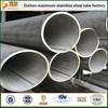 ASTM A312 standard welded stainless steel pipe, 316 inox steel pipe