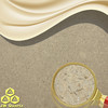 JW-6805 Beige Plain-Engineered Quartz Stone Slab for Countertop