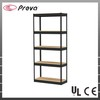 5 tier black shelving unit storage garage racking shelf shelves