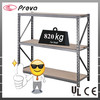 5 Tiers Silver Vien Boltless Steel Shelving Garage Industrial Rack