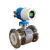 Intelligent/Electromagnetic flowmeter/Integration/With liquid crystal display/Battery powered/Metering conductive liquid/Metering water/cast iron/slurry